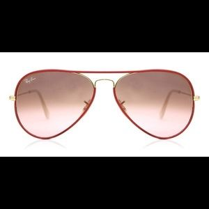 Ray ban sunglasses- used only once.